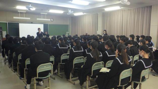 2019年薬物乱用防止教室