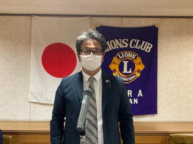 8R・YCE・レオ委員 L早川知伸(安城LC)